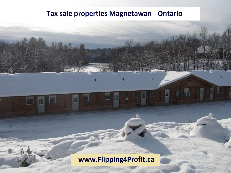 Tax sale properties Magnetawan - Ontario
