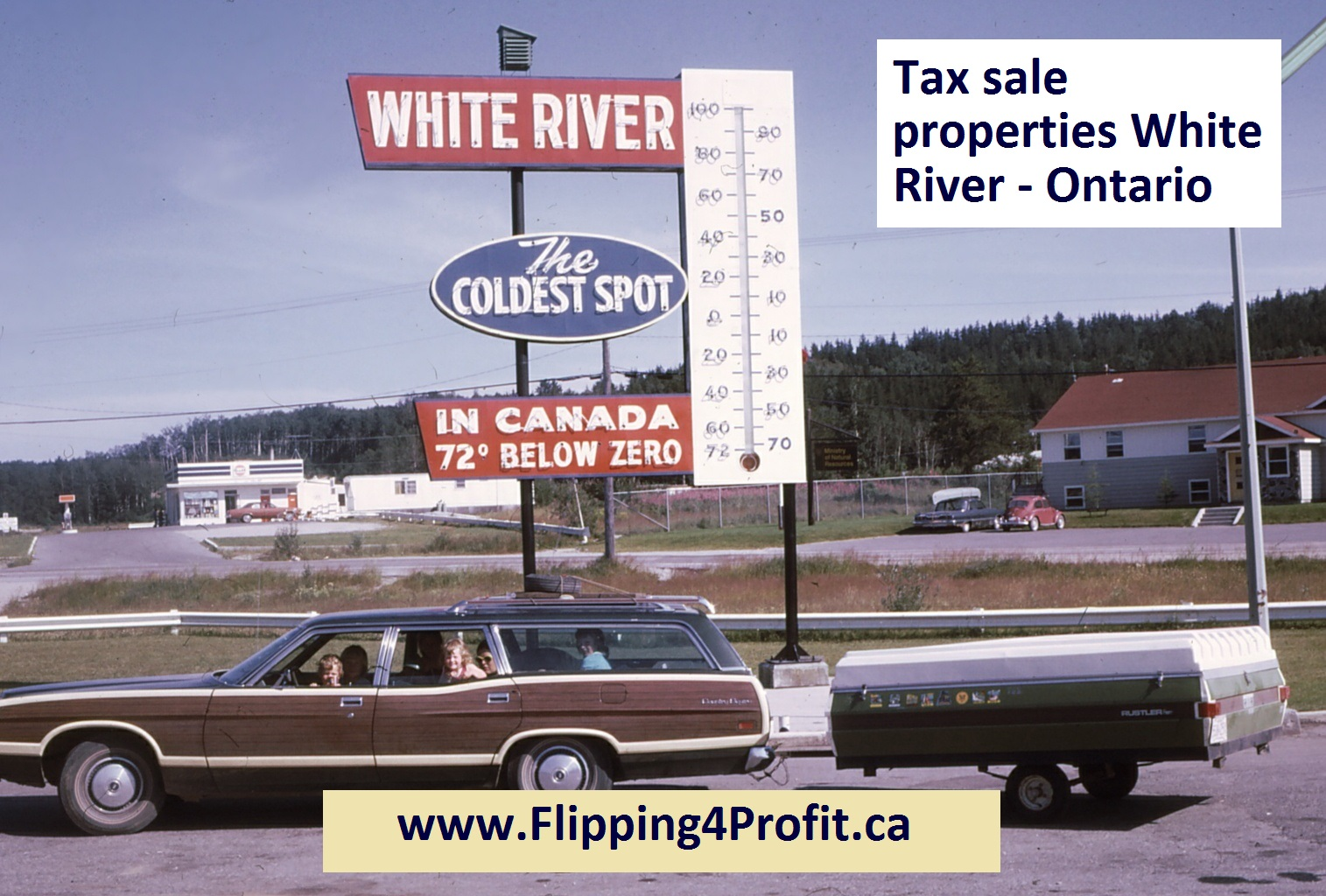 Tax sale properties White River - Ontario