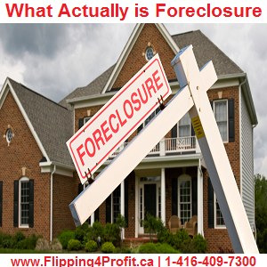 whatisforeclosure