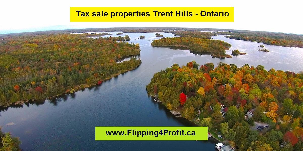 Tax sale properties Trent Hills - Ontario