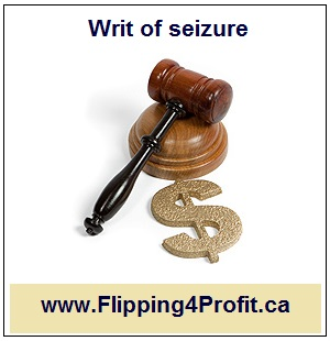 sale of personal property in Ontario