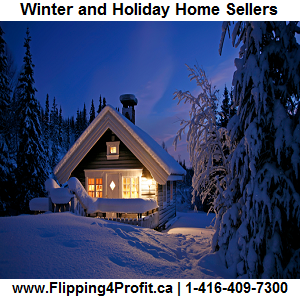 reasons to buy a home during winter and holidays in Canada