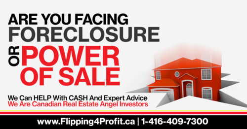 Sell your houses in Canada for cash