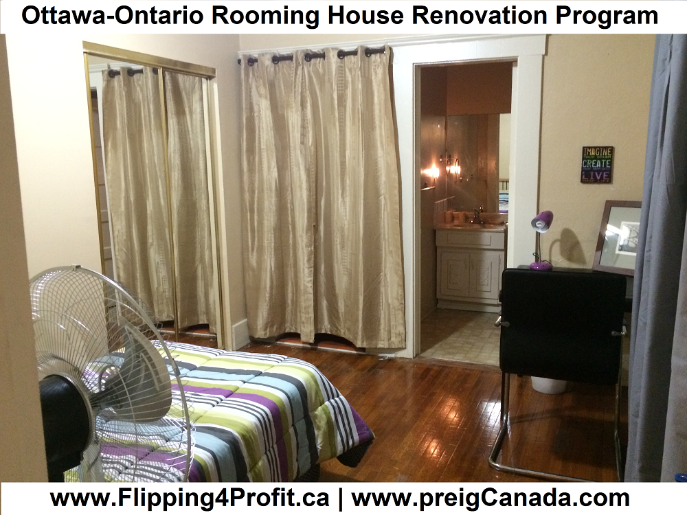 Ottawa-Ontario Rooming House Renovation Program