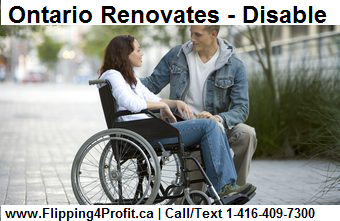 Ontario Renovates Program