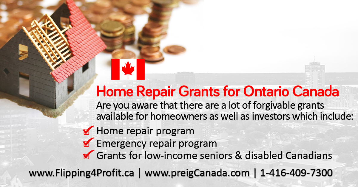 canadian government home renovation grants home improvement grants ontario 28 images forgivable 746
