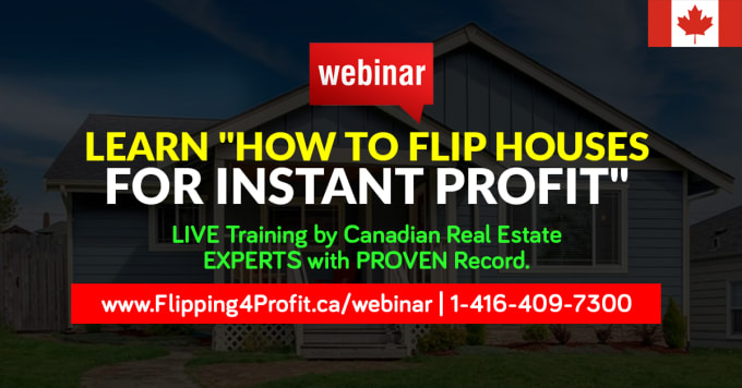 Real Estate Webinar