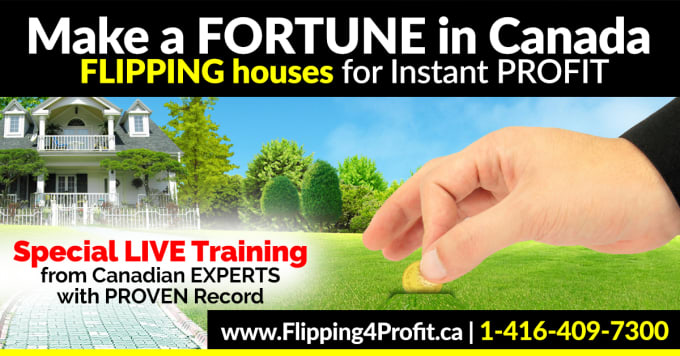 50+ Ways to Find Panic Home Sellers in Canada