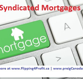 Changes to Ontario syndicated Mortgages