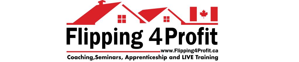 Flipping4Profit.ca Logo