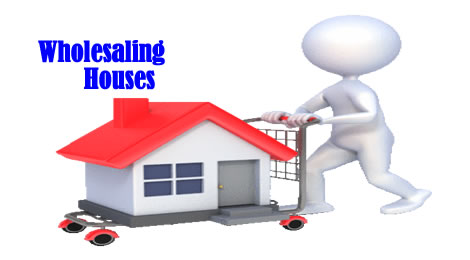 Wholesaling Houses