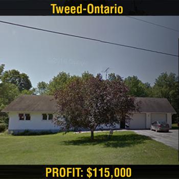 Tweed Ontario